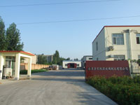 玻璃砂生产厂家大门