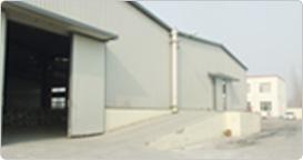 玻璃珠生产厂房
